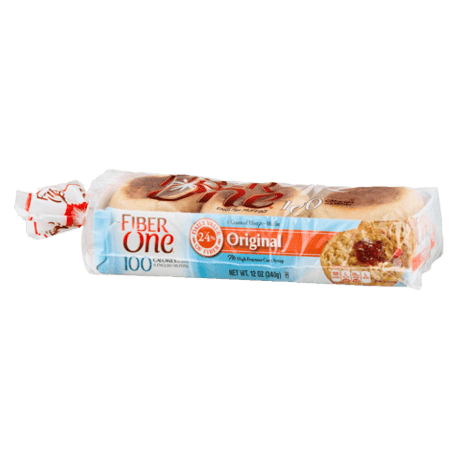 Fiber One 12oz Original English Muffin